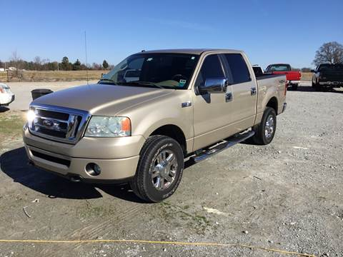 2008 Ford F-150 for sale in Bells, TN
