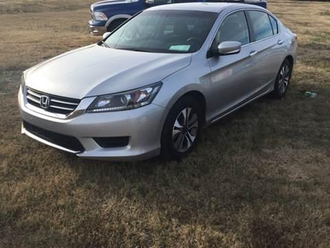 2013 Honda Accord for sale in Bells, TN