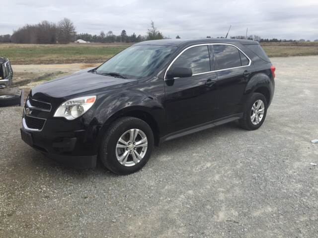 2011 Chevrolet Equinox for sale at El Dorado Auto Sales in Bells TN