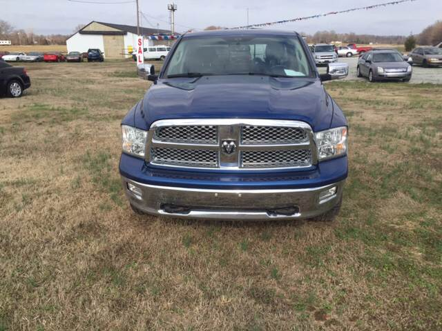 2010 Dodge Ram Pickup 1500 for sale at El Dorado Auto Sales in Bells TN