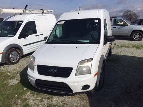 2011 Ford Transit Connect for sale at El Dorado Auto Sales in Bells TN