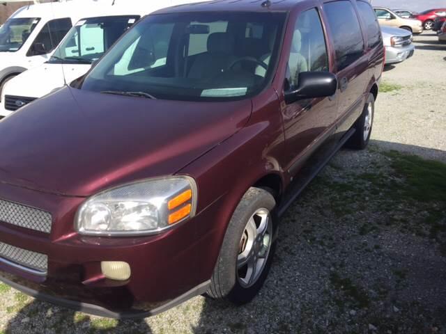 2007 Chevrolet Uplander for sale at El Dorado Auto Sales in Bells TN