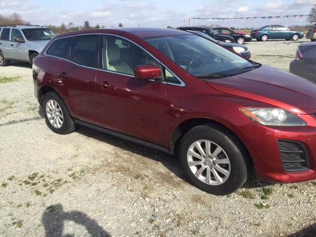 2010 Mazda CX-7 for sale at El Dorado Auto Sales in Bells TN