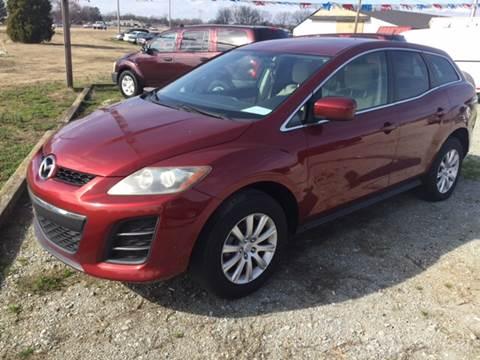 2010 Mazda CX-7 for sale at El Dorado Auto Sales in Bells TN