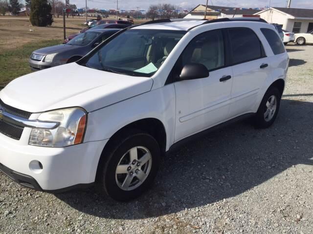 2008 Chevrolet Equinox for sale at El Dorado Auto Sales in Bells TN