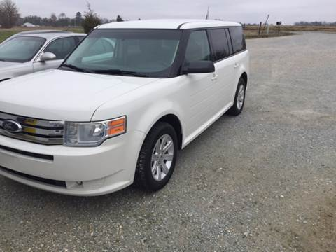 2010 Ford Flex for sale at El Dorado Auto Sales in Bells TN