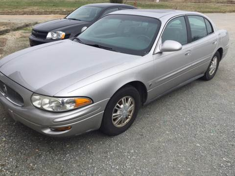 2005 Buick LeSabre for sale at El Dorado Auto Sales in Bells TN