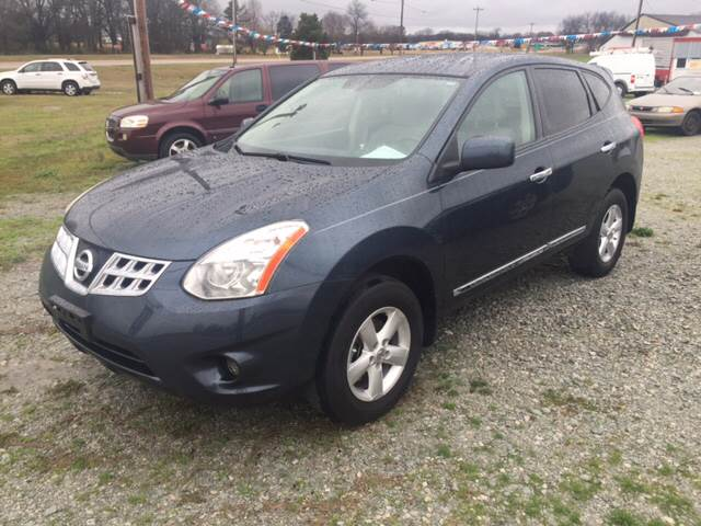 2013 Nissan Rogue for sale at El Dorado Auto Sales in Bells TN