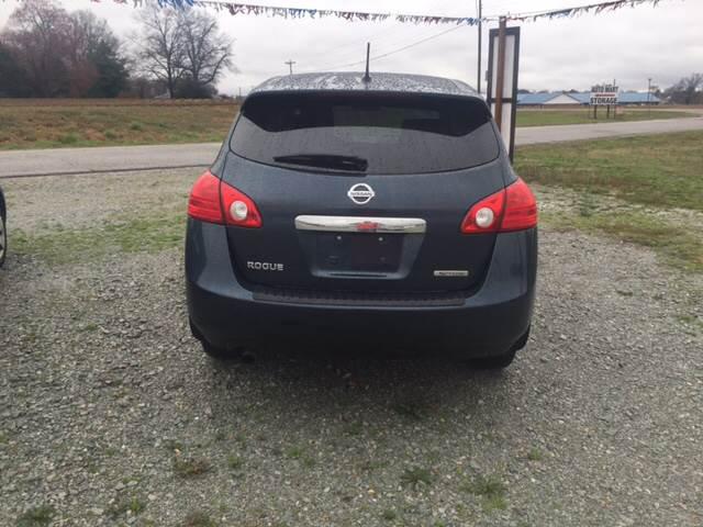 2013 Nissan Rogue for sale at El Dorado Auto Sales in Bells TN