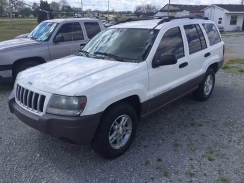 2004 Jeep Grand Cherokee for sale at El Dorado Auto Sales in Bells TN