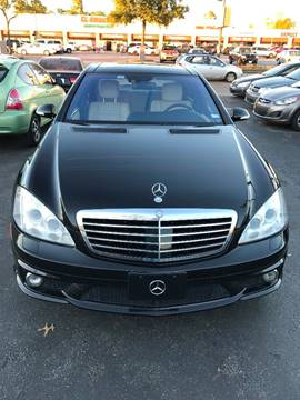 2009 Mercedes-Benz S-Class for sale at SBC Auto Sales in Houston TX