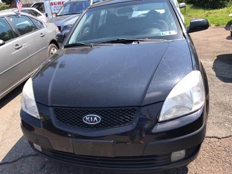 2006 Kia Rio5 for sale in Easton, PA