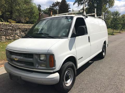 2002 Chevrolet Express Cargo for sale in Easton, PA