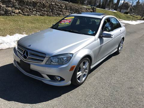 2010 Mercedes-Benz C-Class for sale in Easton, PA