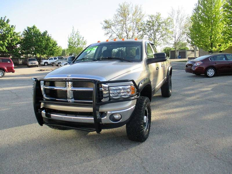 2003 Dodge Ram Pickup 3500 for sale at LEGACY AUTO SALES in Boise ID