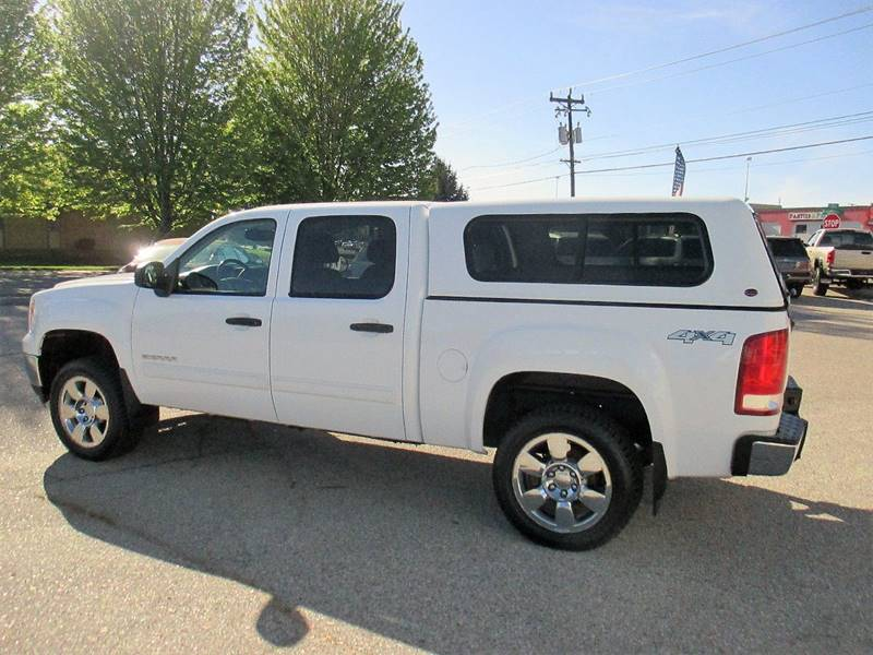 2010 GMC Sierra 1500 for sale at LEGACY AUTO SALES in Boise ID