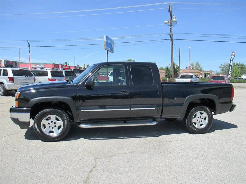 2007 Chevrolet Silverado 1500 Classic for sale at LEGACY AUTO SALES in Boise ID