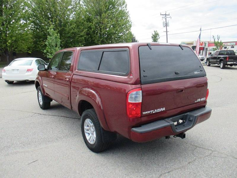 2006 Toyota Tundra for sale at LEGACY AUTO SALES in Boise ID