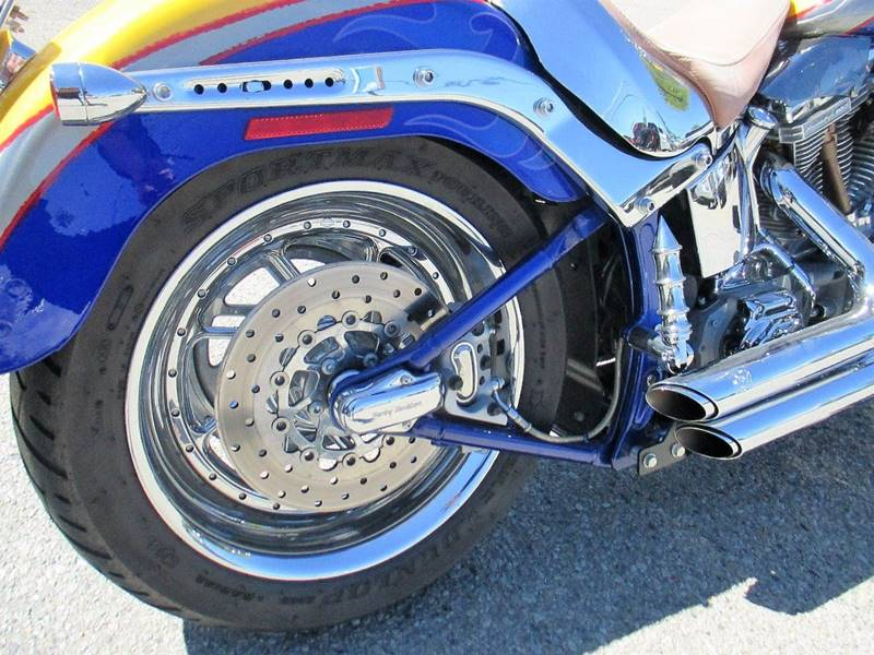 2006 Harley-Davidson FATBOY for sale at LEGACY AUTO SALES in Boise ID