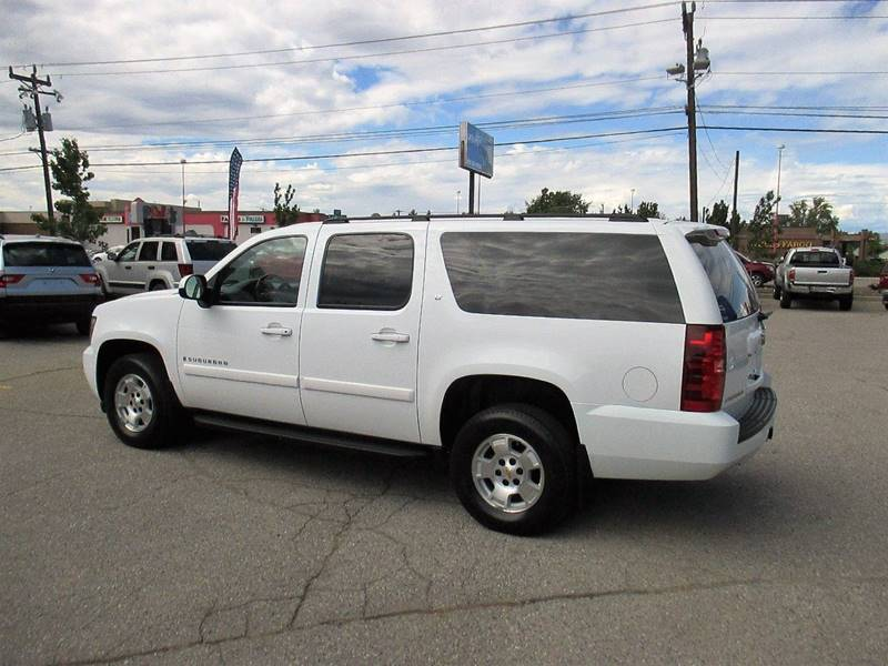 2008 Chevrolet Suburban for sale at LEGACY AUTO SALES in Boise ID