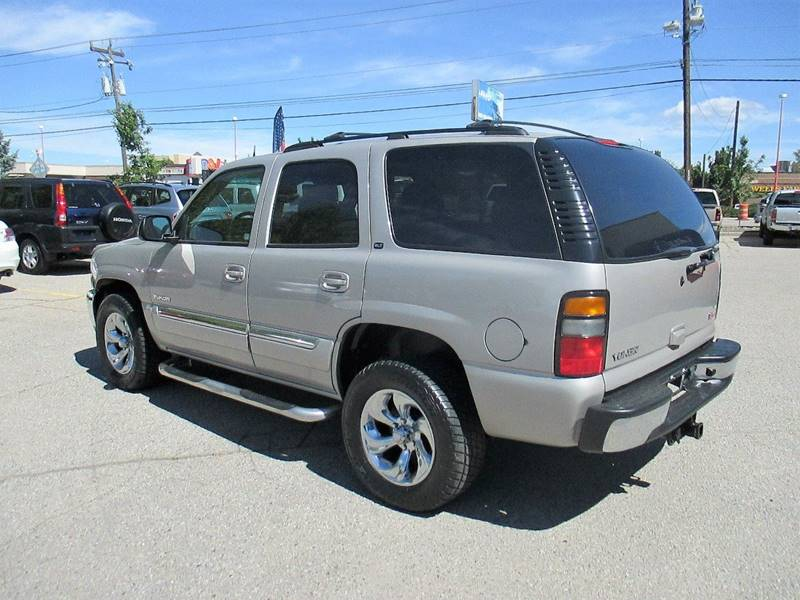 2004 GMC Yukon for sale at LEGACY AUTO SALES in Boise ID