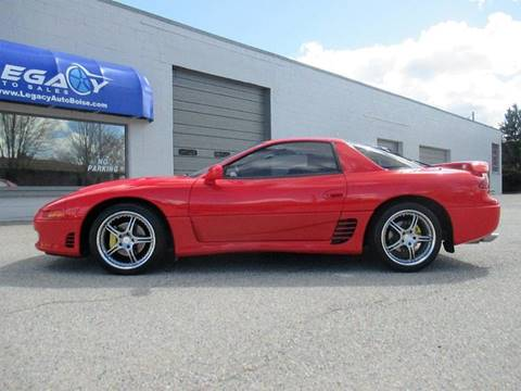 1992 Mitsubishi 3000GT for sale at LEGACY AUTO SALES in Boise ID