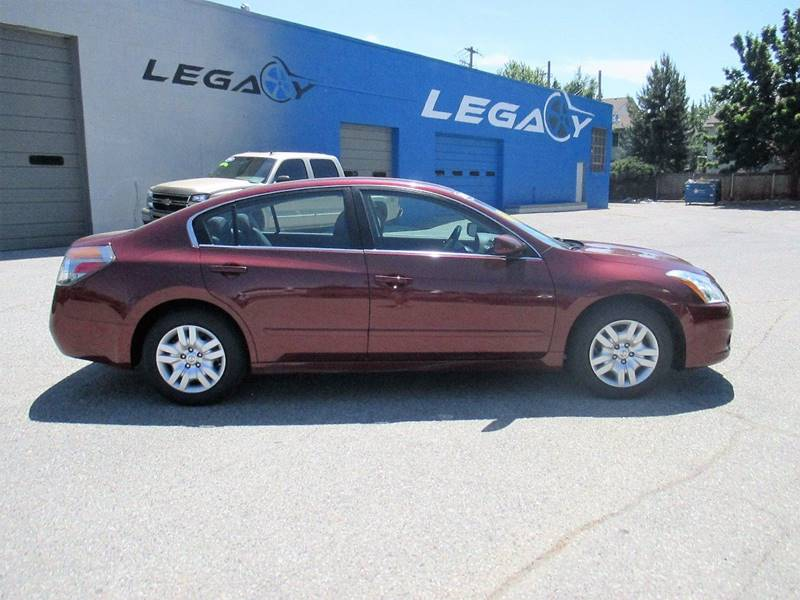 2012 Nissan Altima for sale at LEGACY AUTO SALES in Boise ID