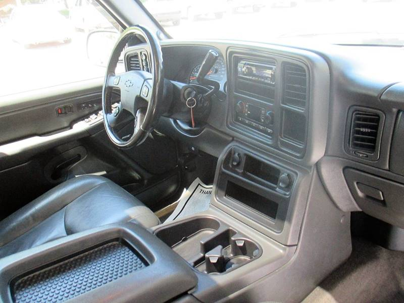 2006 Chevrolet Silverado 1500 for sale at LEGACY AUTO SALES in Boise ID