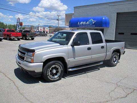 2006 Chevrolet Silverado 1500 for sale at LEGACY AUTO SALES in Boise ID