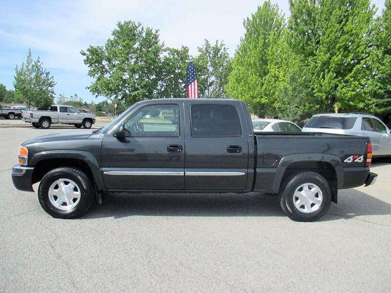 2004 GMC C/K 1500 Series for sale at LEGACY AUTO SALES in Boise ID