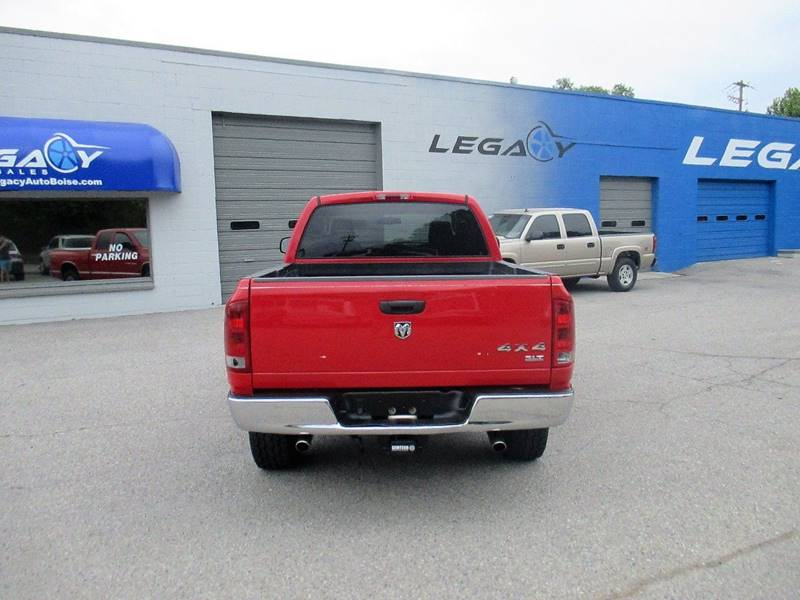 2006 Dodge RAM 150 for sale at LEGACY AUTO SALES in Boise ID