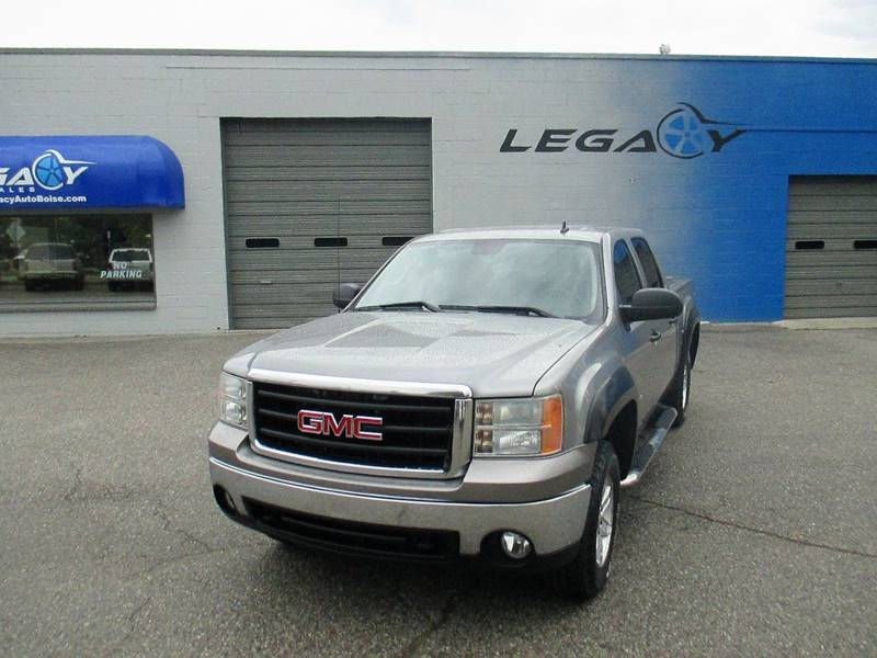 2007 GMC Sierra 1500 for sale at LEGACY AUTO SALES in Boise ID