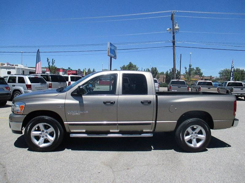 2006 Dodge Ram Pickup 1500 for sale at LEGACY AUTO SALES in Boise ID