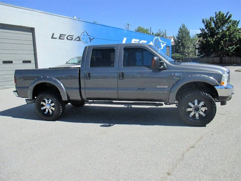 2003 Ford F-350 Super Duty for sale at LEGACY AUTO SALES in Boise ID