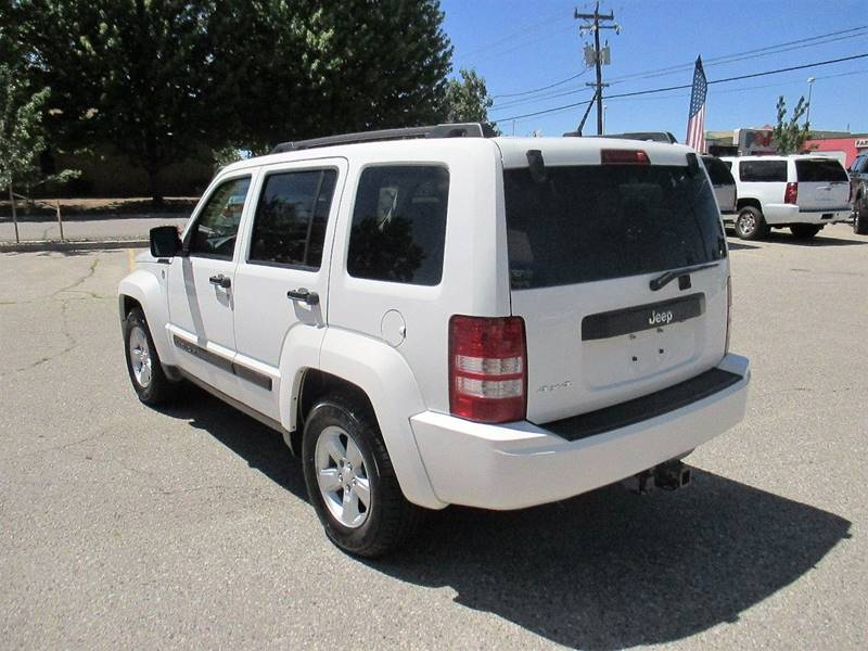 2009 Jeep Liberty for sale at LEGACY AUTO SALES in Boise ID