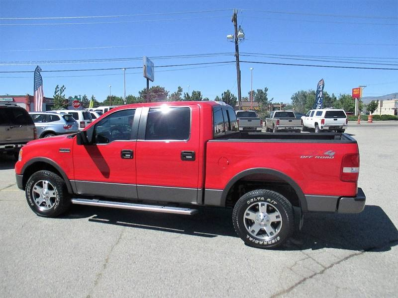 2008 Ford F-150 for sale at LEGACY AUTO SALES in Boise ID