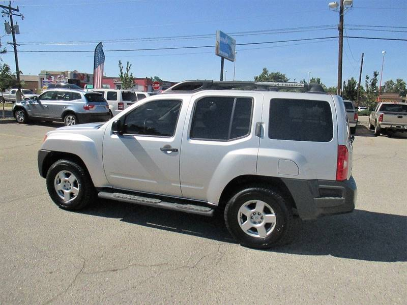 2006 Nissan Xterra for sale at LEGACY AUTO SALES in Boise ID