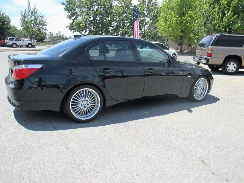 2004 BMW 5 Series for sale at LEGACY AUTO SALES in Boise ID