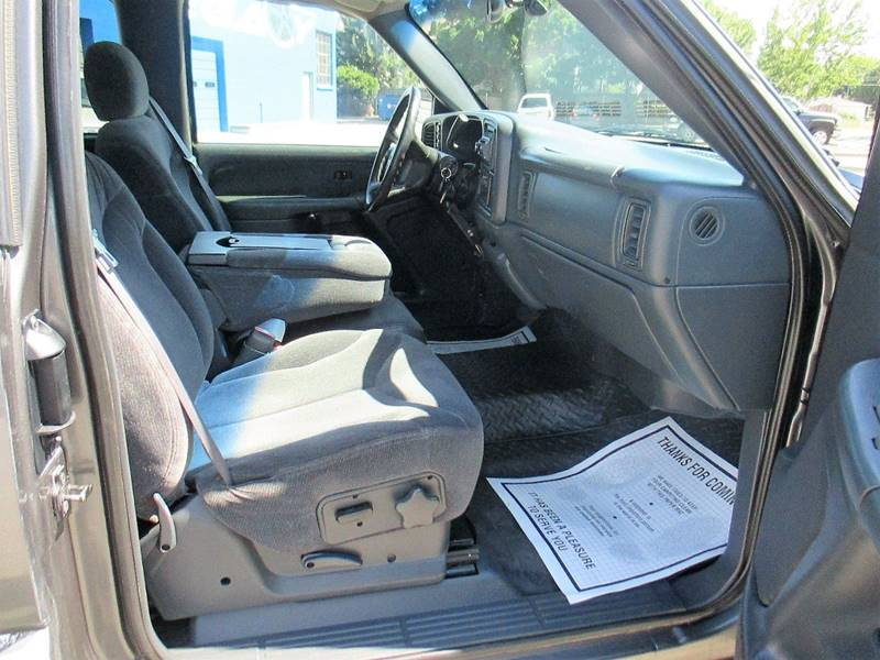 1999 GMC Sierra 2500HD for sale at LEGACY AUTO SALES in Boise ID