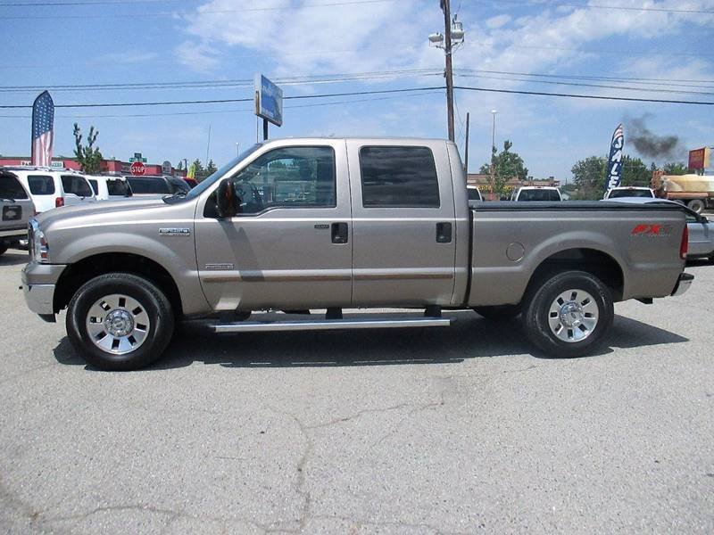 2005 Ford F-250 Super Duty for sale at LEGACY AUTO SALES in Boise ID