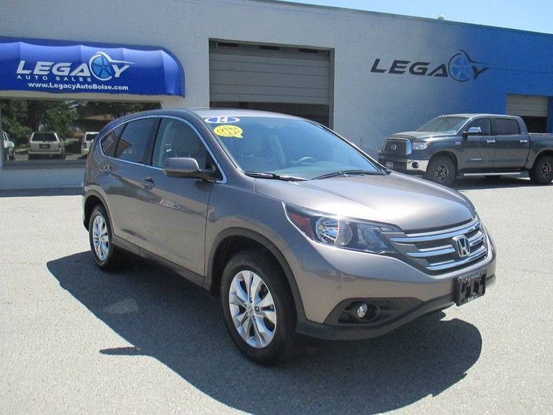 2014 Honda CR-V for sale at LEGACY AUTO SALES in Boise ID