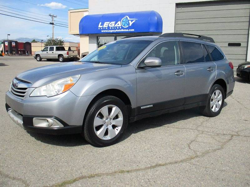 2010 Subaru Outback for sale at LEGACY AUTO SALES in Boise ID