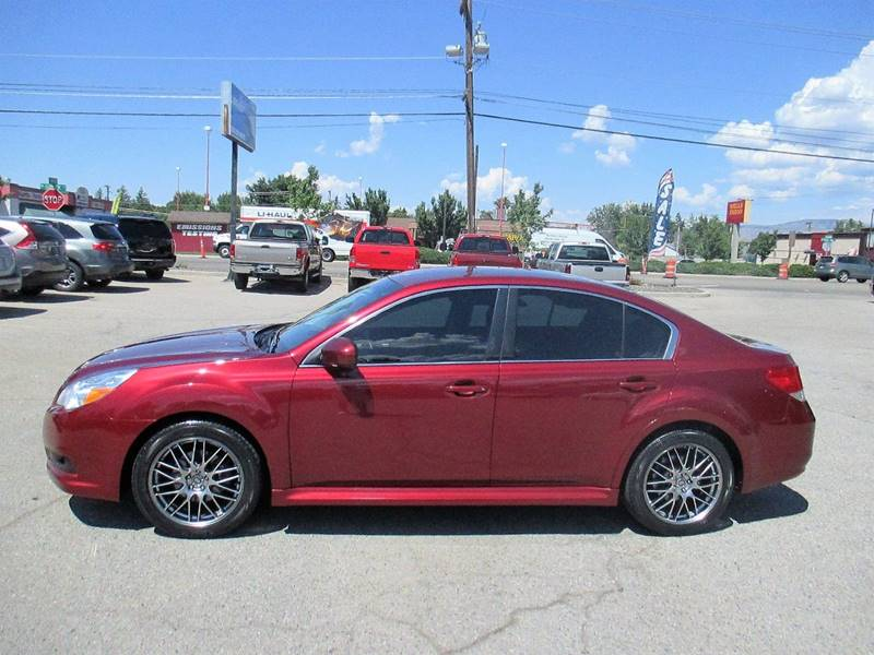 2012 Subaru Legacy for sale at LEGACY AUTO SALES in Boise ID