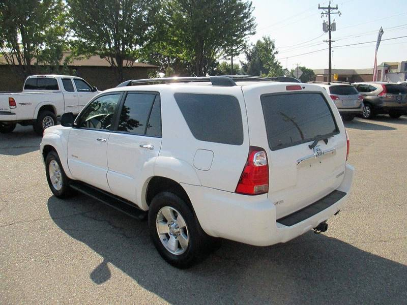 2007 Toyota 4Runner for sale at LEGACY AUTO SALES in Boise ID