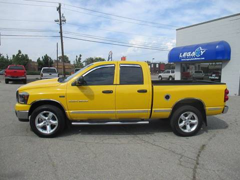 2007 Dodge Ram Pickup 1500 for sale at LEGACY AUTO SALES in Boise ID