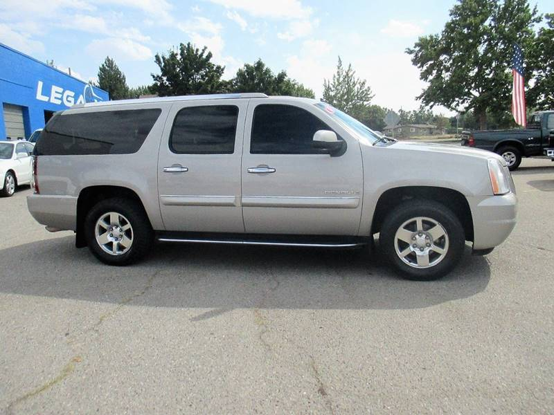 2007 GMC Yukon XL for sale at LEGACY AUTO SALES in Boise ID