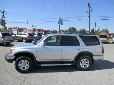 2000 Toyota 4Runner for sale at LEGACY AUTO SALES in Boise ID