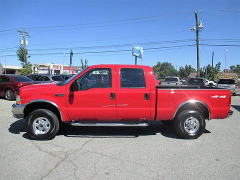 1999 Ford F-250 Super Duty for sale at LEGACY AUTO SALES in Boise ID