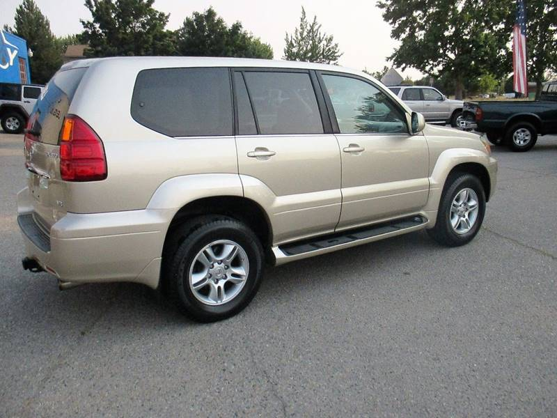 2007 Lexus GX 470 for sale at LEGACY AUTO SALES in Boise ID