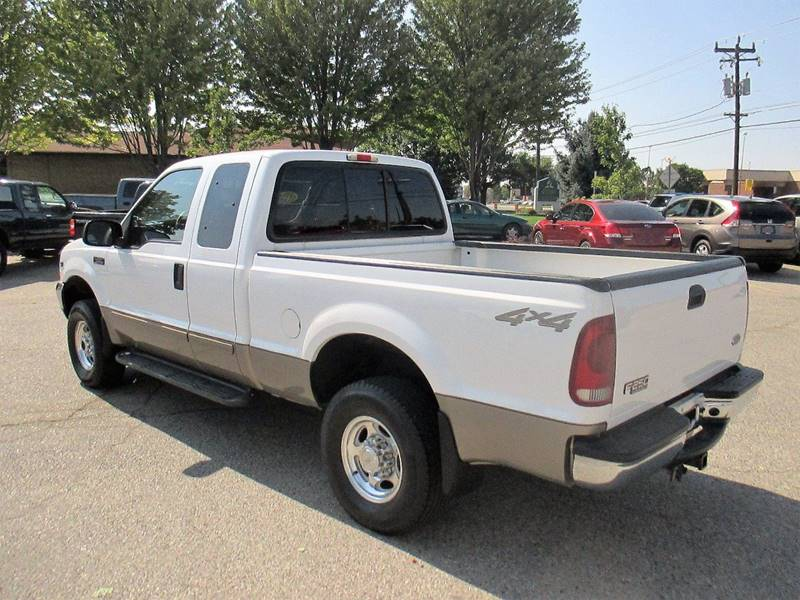 2002 Ford F-250 Super Duty for sale at LEGACY AUTO SALES in Boise ID